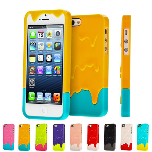 iPhone 5 / 5S Ice Cream Cover Case