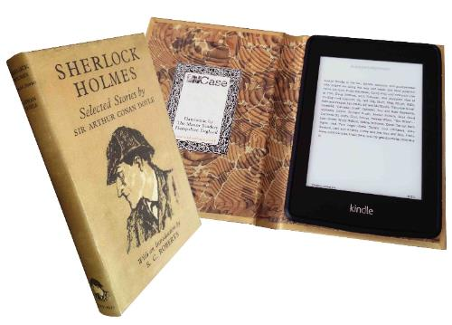 KleverCase Book Style Kindle Cover