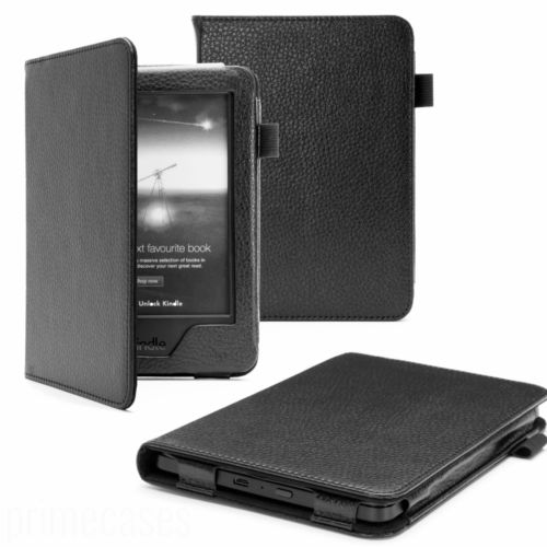 "Amazon Kindle 6"" Glare-Free E-Reader Premium Case Cover"