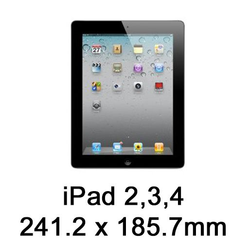 iPad 2/3/4 Cases Covers