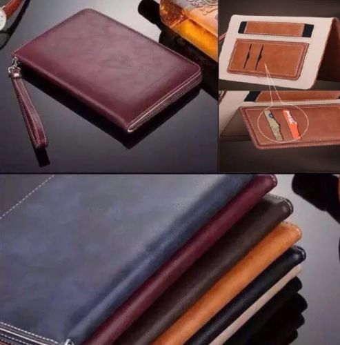 iPad 9.7 2017/18 Classic Wallet Case Cover
