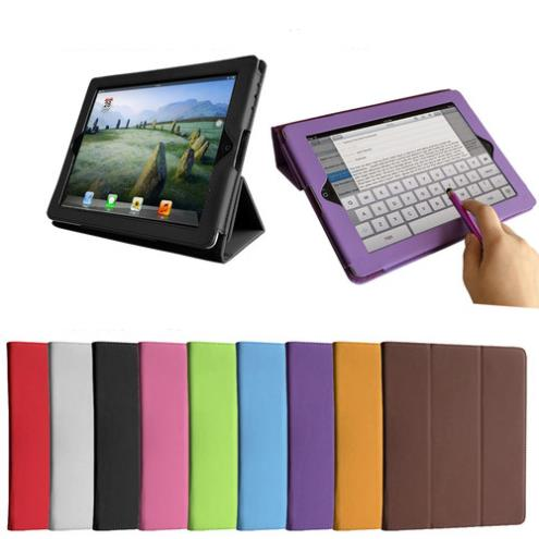 iPad Mini Tri-fold Slim Smart Stand Cover Case