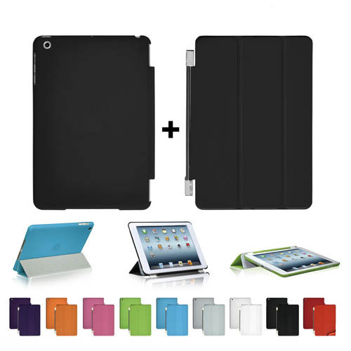 iPad Mini UltraSlim Smart Cover & Hard Back Case