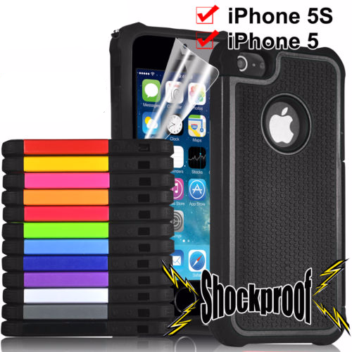 iPhone 5 / 5S Shockproof Case Cover