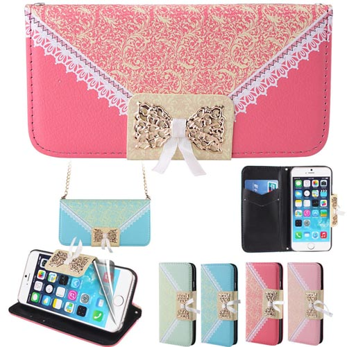 iPhone 5C Purse Handbag Style Case Cover