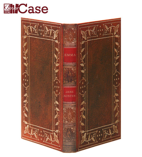 Book Cover Case : Jane austen s emma tablet book cover
