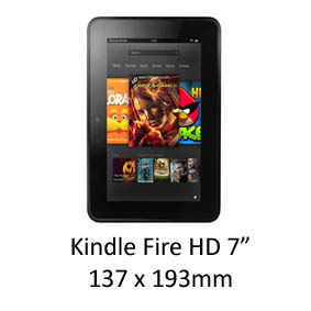 Kindle Fire HD 7 (2012) Cases