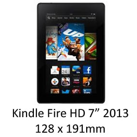 Kindle Fire HD 7 (2013) Cases