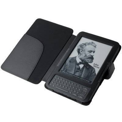 Kindle Keyboard Black Folio Case