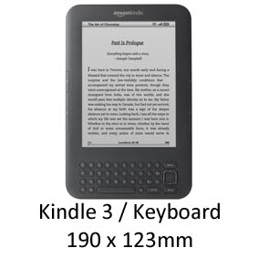 Kindle Keyboard Cases