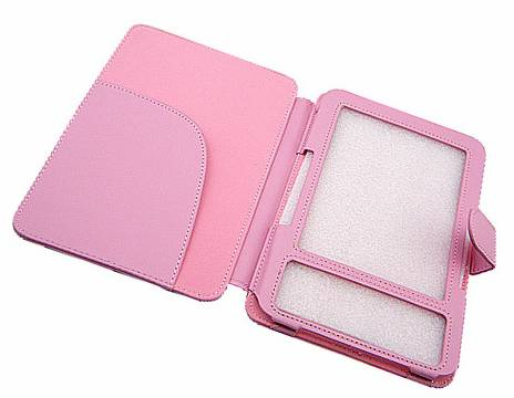 Kindle Keyboard Pink Folio Case
