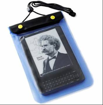 Kindle Keyboard Waterproof Cover