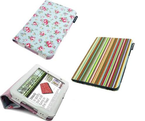 Lente Designs® Tab 3 7.0 Fabric Cover