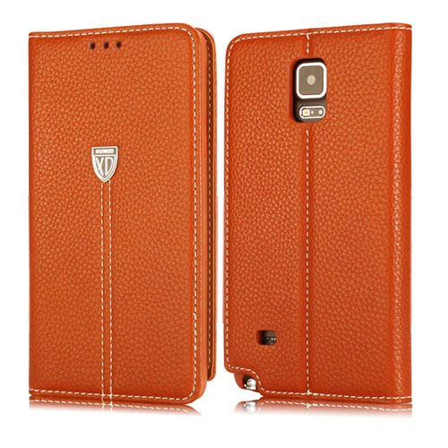 Samsung Galaxy S6 Edge Luxury Folio Case Cover Stand