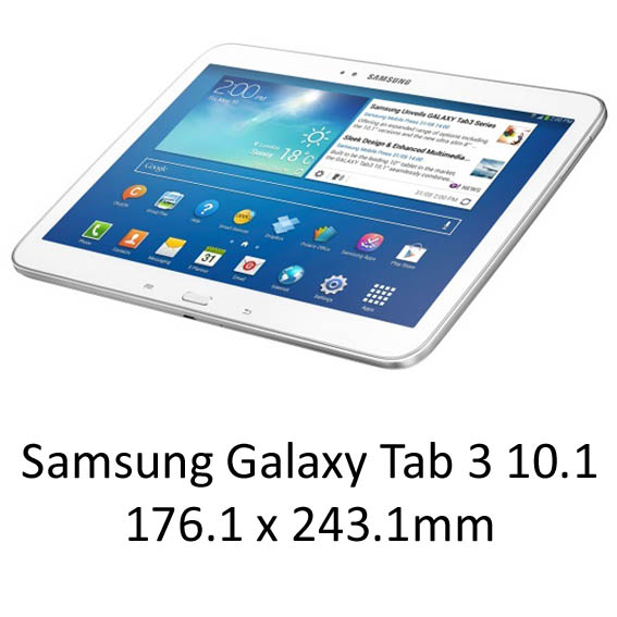 Samsung Galaxy Tab 3 10.1 Cases