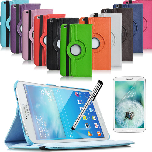 Samsung Galaxy Tab 3 8.0 360 Swivel Case