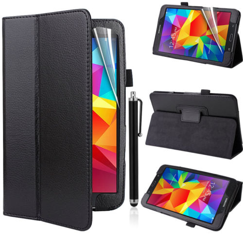 Samsung Galaxy Tab 4 8.0 Smart Stand Case Cover
