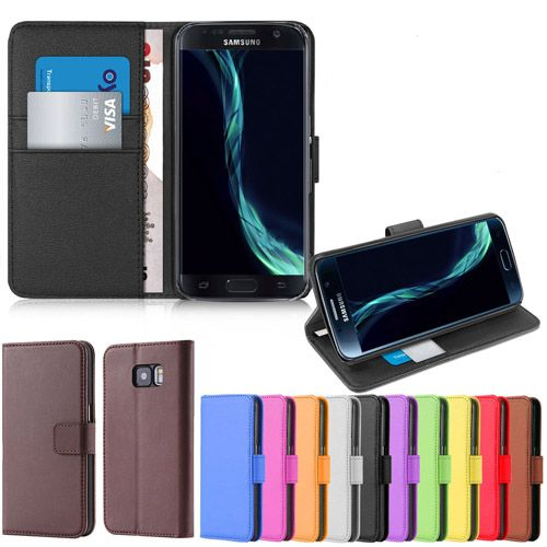 new concept 58eb3 ac833 Samsung S6 Wallet Stand Cover