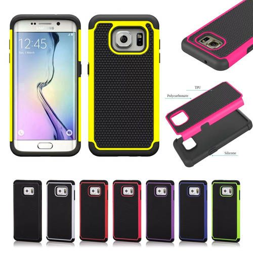 Samsung S7 Edge Shockproof Cover