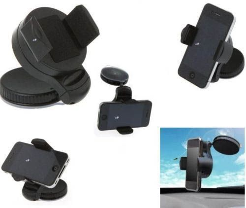 Universal Car Windscreen Phone Mount Cradle